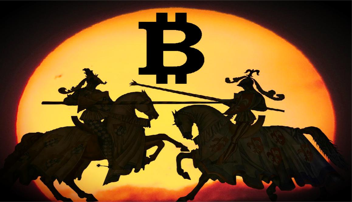 Inside the Bitter Bitcoin Divorce