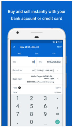 Coinbase revolut and ethos aiming for easy crypto trading the coinbase the worlds most popular wallet for bitcoin ethereum and litecoin is front and center grabbing the 1 spot on thursday on the free apps chart at ccuart Gallery