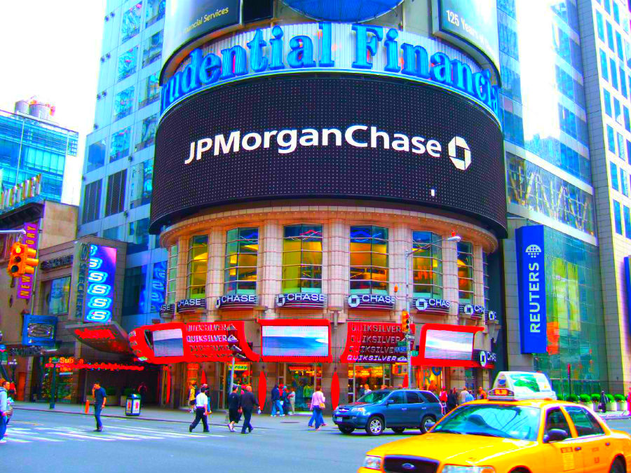 JPMorgan Chase Aims to Patent Blockchain Tech for Cross-Border Payments
