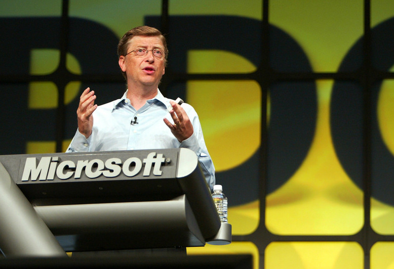 Bitcoin Skeptic Bill Gates Didn't See 'Internet's Grassroots Acceptance' Coming