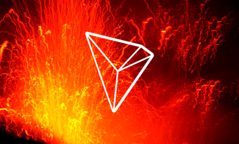 Tron Just Vaporized a Huge Number of TRX – Will It Impact the Price?