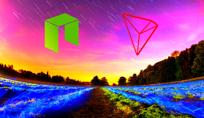 NEO and Tron (TRX) Tease Mysterious New Projects