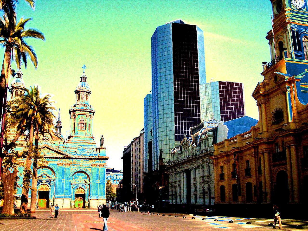 Over 5,000 Merchants Are Now Accepting Crypto Payments in Bitcoin (BTC), Ethereum (ETH) and Stellar (XLM) in Chile
