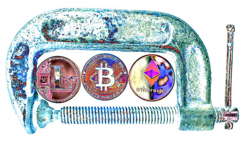 Crypto Comparison: Bitcoin (BTC) vs. Ethereum (ETH) vs. Litecoin (LTC)