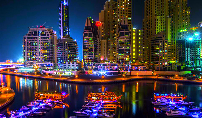 Dubai Becomes World's First City to Offer Citizens Blockchain-Based Payment Solutions