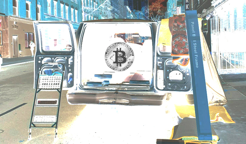 Bitcoin ATM Thieves Caught on Camera Stealing Crypto Kiosk