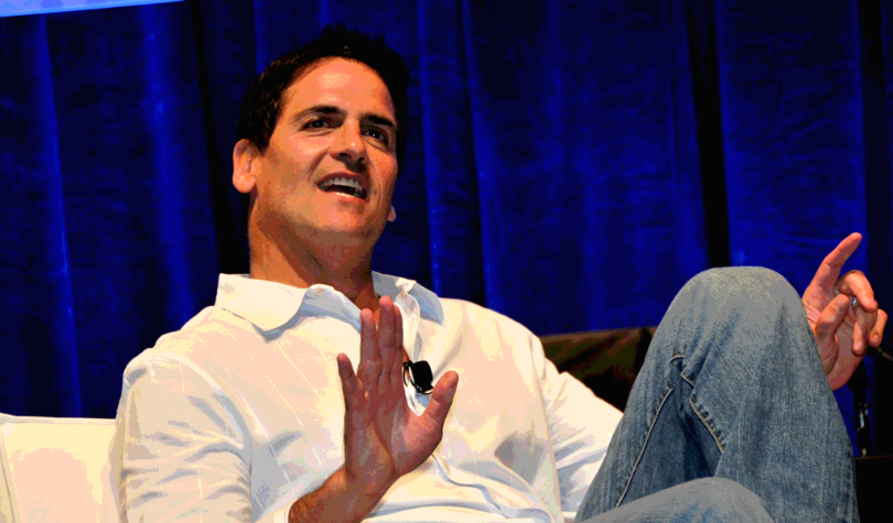 Billionaire Mark Cuban Rips Bitcoin and Crypto, Says He'd Rather Have Bananas