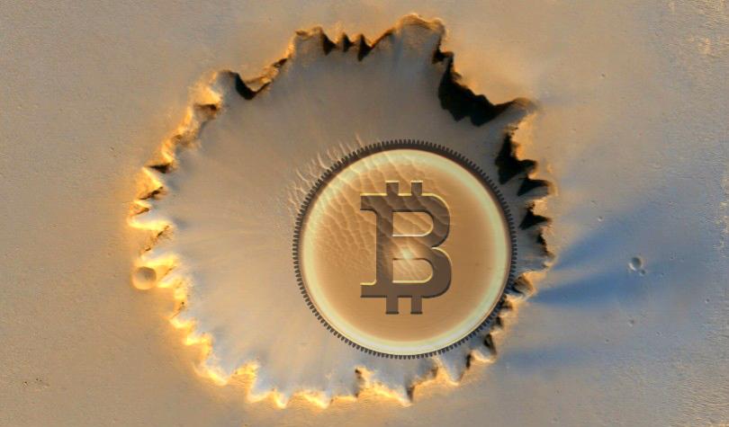Bitcoin Hash Crash and Crypto's Mad Plunge: eToro Market Update