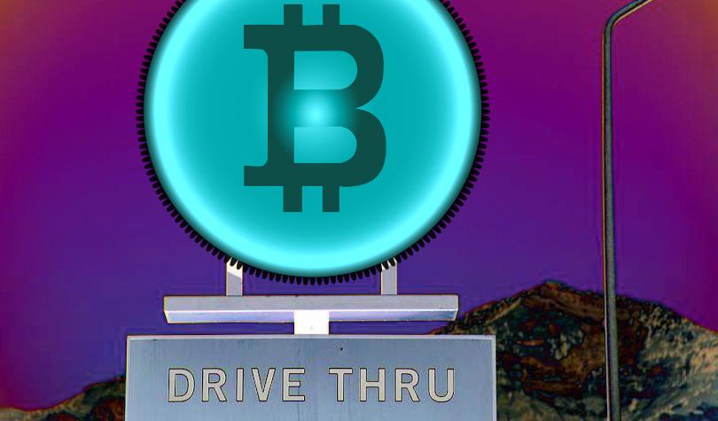 World First? Bitcoin and Crypto-Friendly Drive-Thru Accepts BTC, Litecoin, and Binance Coin