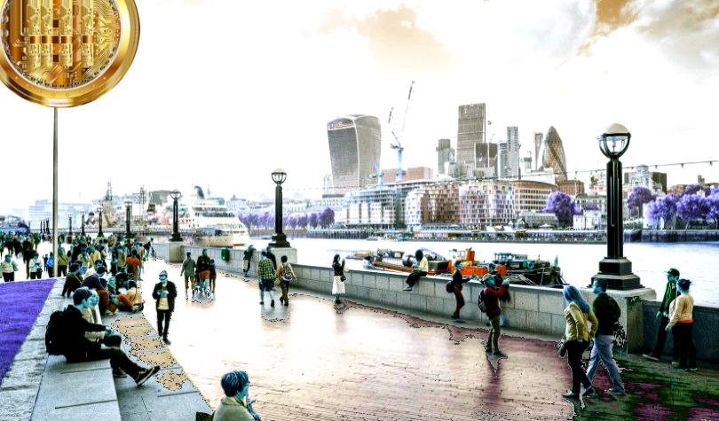 Crypto Will Power Real Estate Portfolio Worth $1 Billion, Landmark London Hotel to Be Tokenized