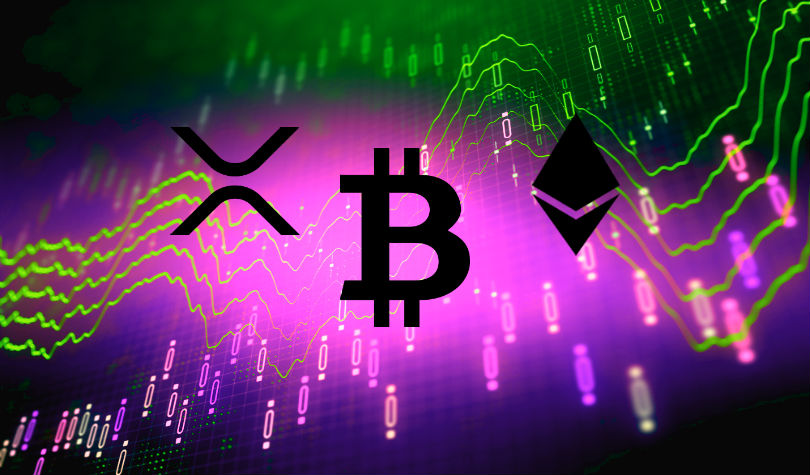 XRP Shifts to 'Strong Sell' on Real-Time TradingView Indicator, With Bitcoin (BTC) and Ethereum (BTC) Also in the Red